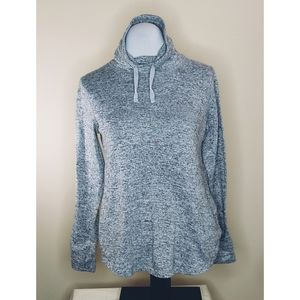S - Old Navy Active Cowl Neck Pullover Sweatshirt